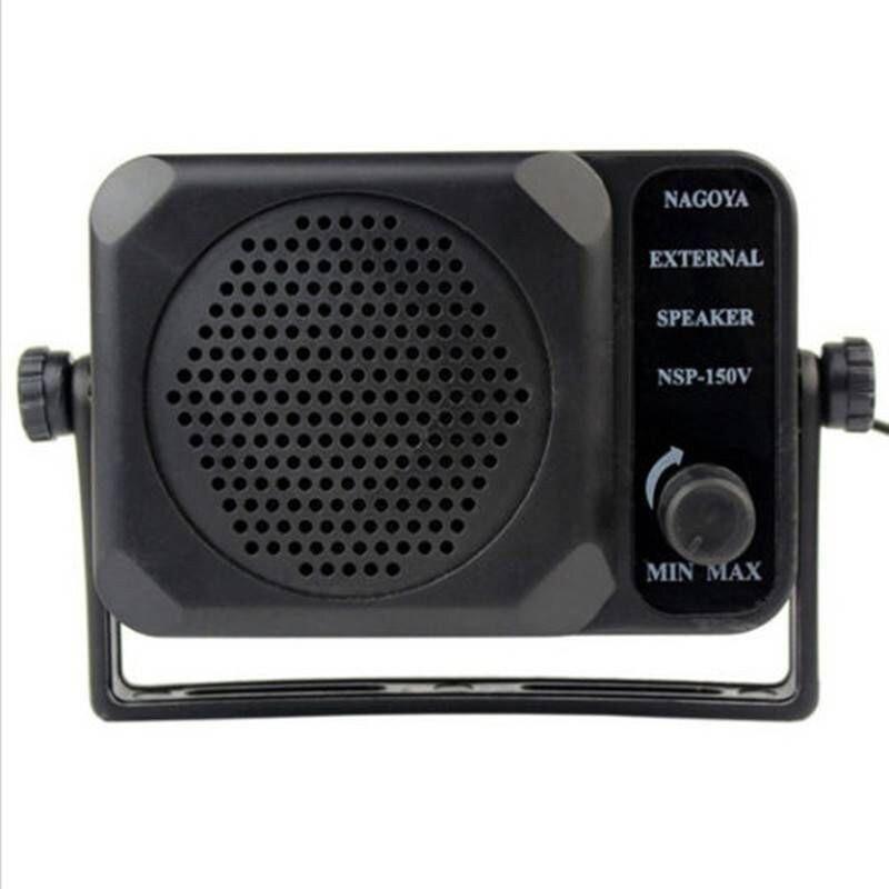 bilder für Cb radio mini externe lautsprecher nsp-150v schinken für hf vhf uhf hf transceiver auto radio qyt kt8900 kt-8900