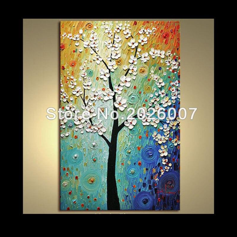 Χειροποίητο τοπίο τοπίου Λουλούδια - Διακόσμηση σπιτιού - Φωτογραφία 3