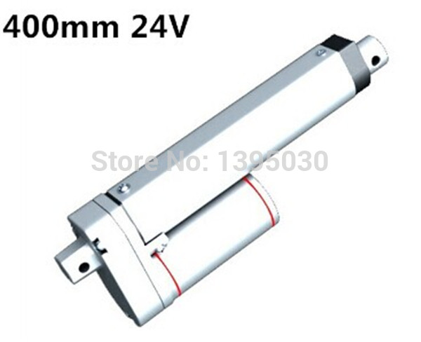 Just 1pc 12v/24v/stroke 400mm=16 Inches Linear Electric Actuator Lift Motion Tubular Motor For Chair Motors & Parts