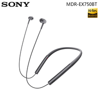 Original SONY MDR EX750BT Hear In Wireless Bluetooth In ear Stereo Earphones Sport High Resolution Audio Headset With Mic