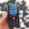 Outdoor Rugged Power Bank Tachograph Internet One Key Torch Loud Sound Big Key Slim Edge Long