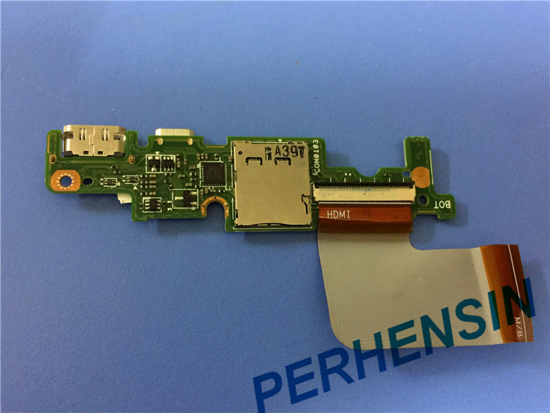 wholesale Original for Dell for Venue 11 Pro 7130 11 Pro 7139 Board R26KY DC Jack SIM Card Mini-HD 0r26ky 100% Work Perfectly стоимость