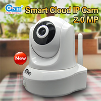 2 0MP 1080P HD Wireless Wifi IP Security Camera Support TF Card Recording PIR Motion Detection