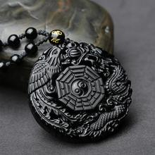 Chinese Dragon Pendant Necklace