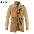 JOOBOX Brand Leather Jacket Men 2016 New Fashion PU Motorcycle Leather Jacket Mens Thickening jaqueta de couro masculina