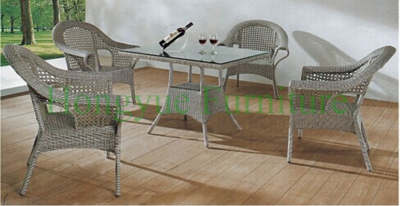 New pe rattan table set for living room,wicker table chairs solutions лопата truper pcl pe 31174