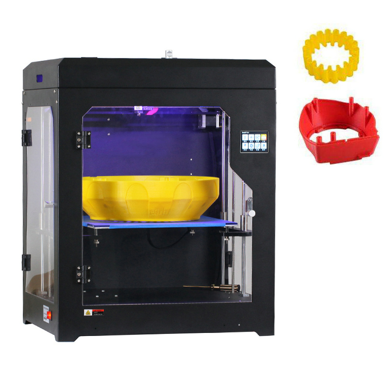 new 2018 technology machine tool diy 3d printing DDkun Oem dual extruder 3d printer стикеры для стен oem 12 6big 6 3d diy no