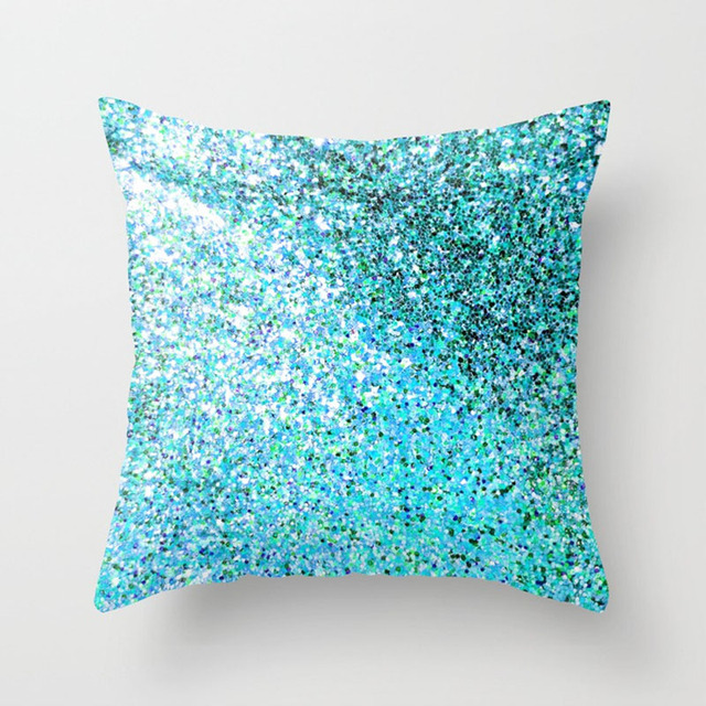 45*45 cm Gettare Pillow Case Glitter Sequin Decorazione Della Casa Cuscino per C