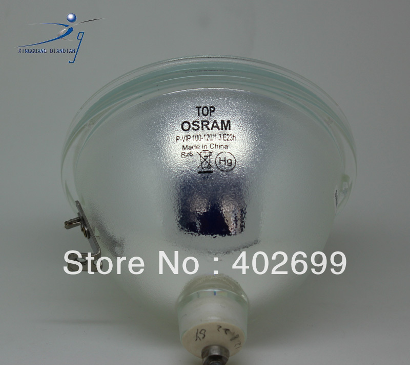 Фото Origianl projector lamp for Osram P-VIP 100-120/1.3 E23 5kv. Купить в РФ