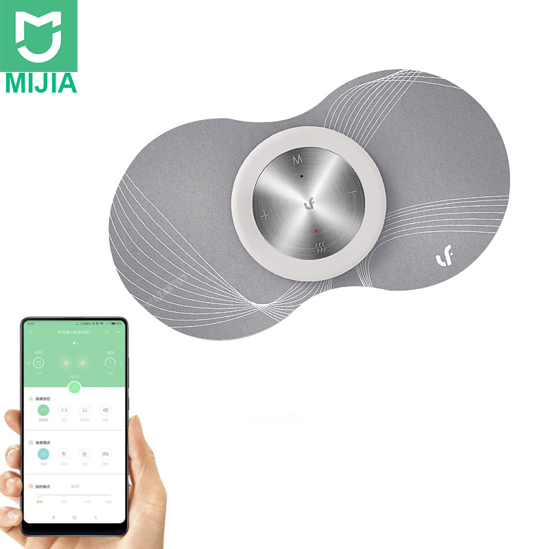 in Stock Xiaomi Mijia LF Smart Warm Massager Connect Mijia APP for Body Muscle Relax Women
