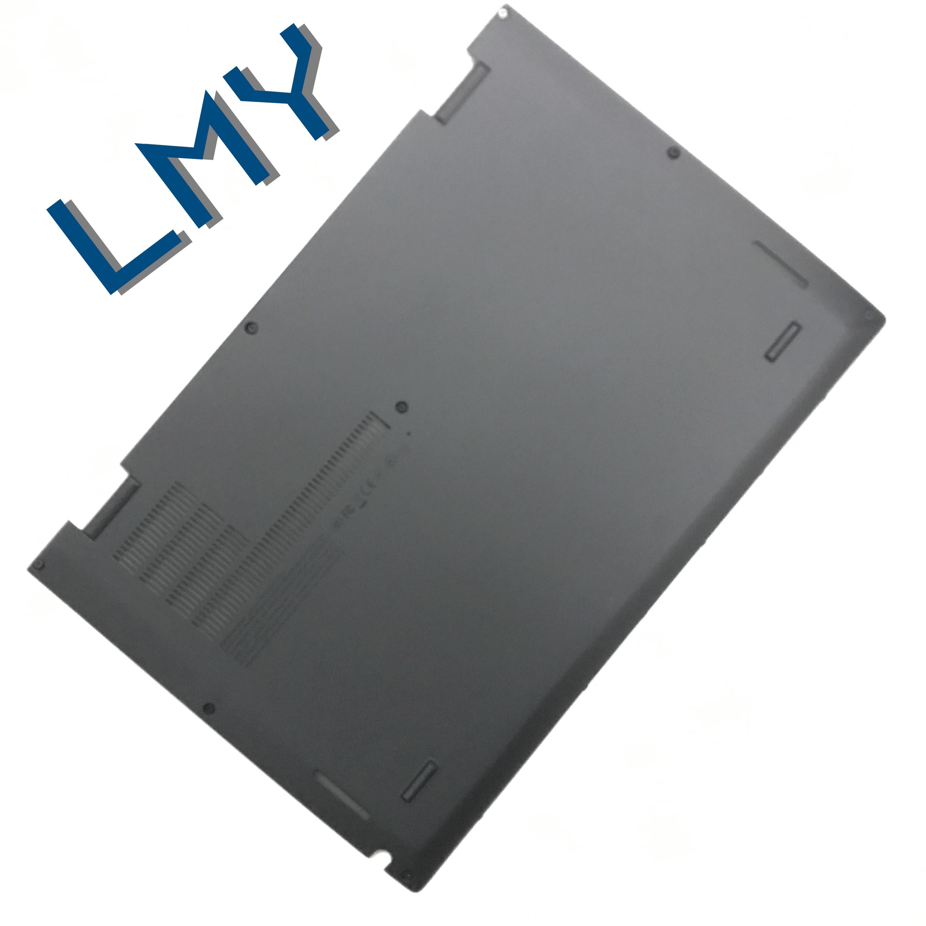 Brand New Original Laptop Case For Lenovo Thinkpad X1 Yoga  2nd Gen Bottom Base Cover Bottom Door Black  01AY911