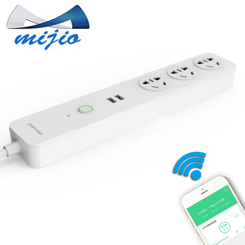 Orvibo Smart Wifi wireless remote control Socket USB Portable Plug Standard Sock