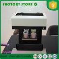 Новейший 4 чашки селфи кофе принтер 3 d принтер для кофе арт принтер цифровые съедобные чернила латте принтер
