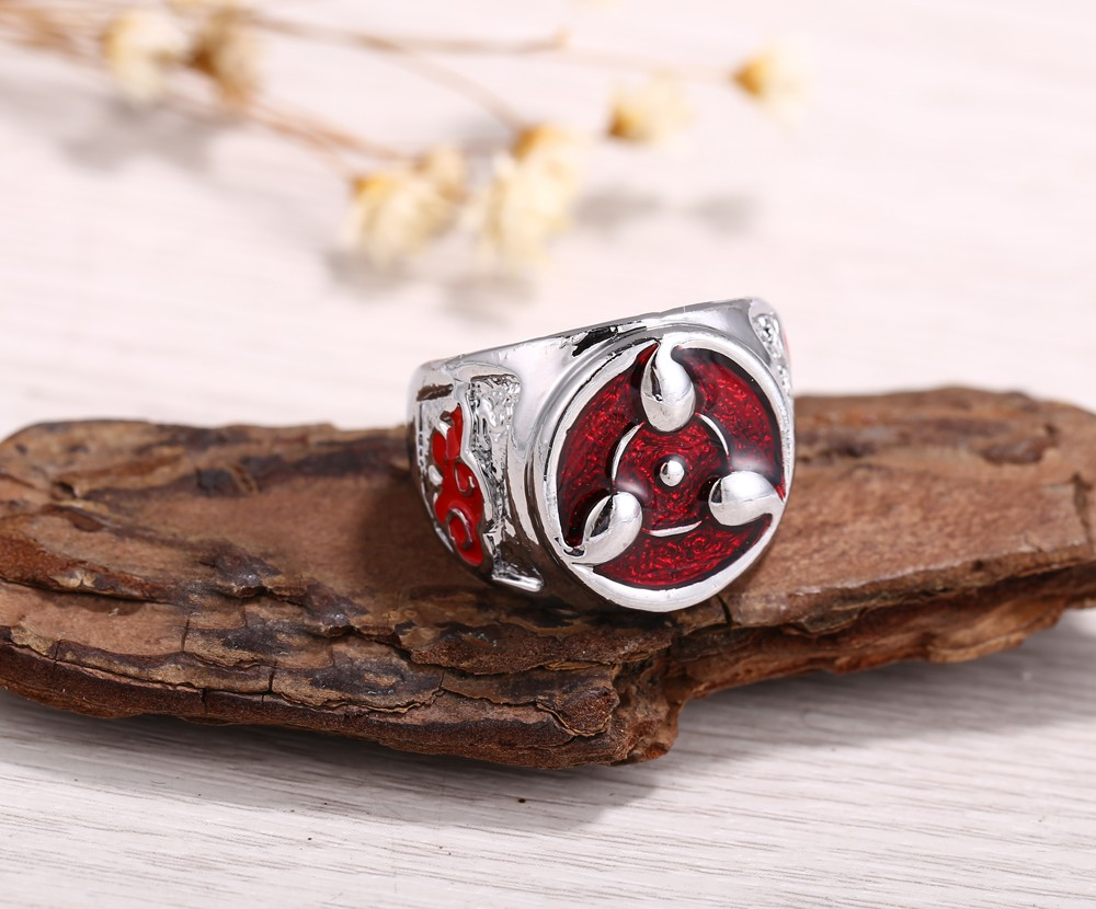 Naruto - Sharingan Uchiha Ring