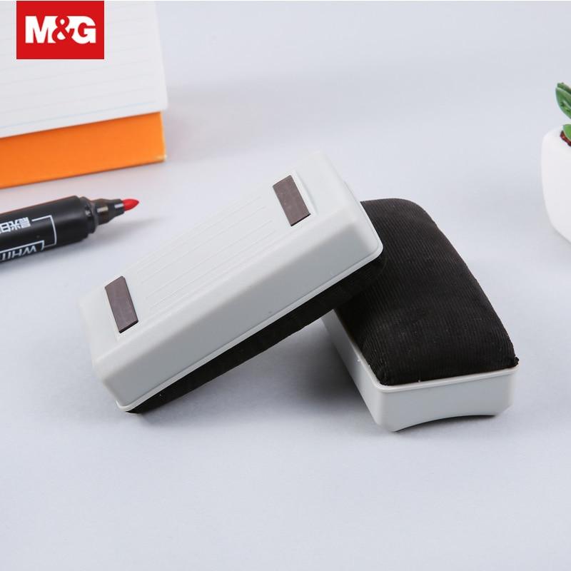 High Quality Magnetic Flannel Whiteboard Eraser Drywipe Marker Cleaner Eraser Blackboard Wipe Office Student Stationery ASC99364