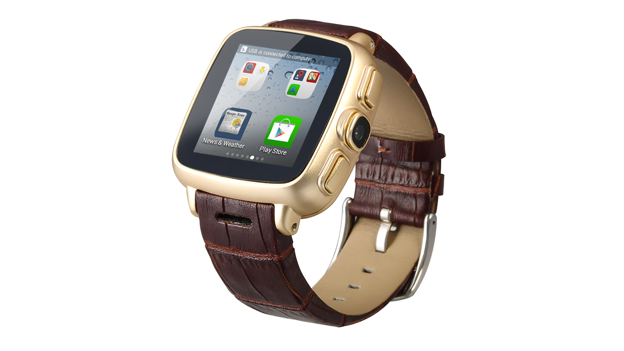 SW18 1 54 inch 3G font b Smartwatch b font Phone Android4 4 Dual Core 1