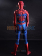 Newest spiderman costume 3D Printing spider-man costumes