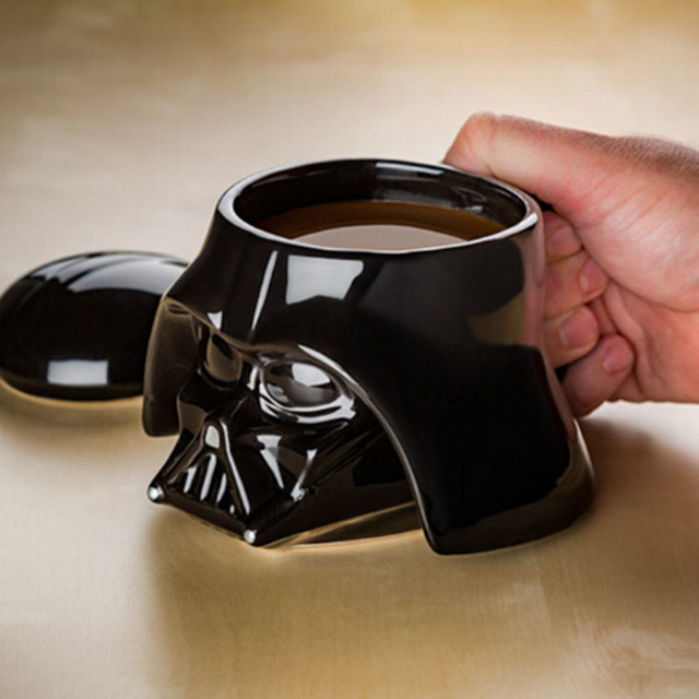 Image result for 3d mug starwars