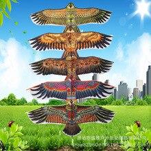 Children outdoor kite new eagle 110 cm plane parent-child interactive toy.Random delivery