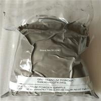 Gr2 Grade2 Titanium Powder 325 Mesh 40um 1kg Sample Paypal Is Available