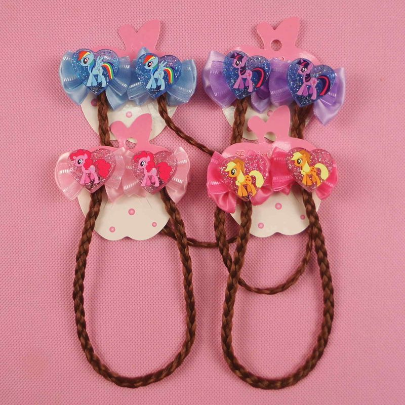 cute girl hair accessories hairbands with hair clip birthday gift christmas gift