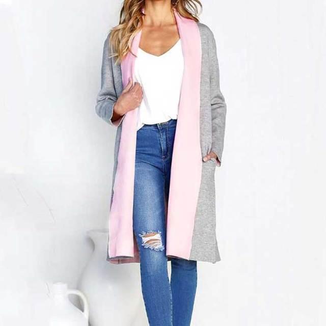 Manteau d'hiver chaud épaissir femmes manteau d'hiver à manches longues point ouvert poche supérieure patch épais dames longs manteaux féminins