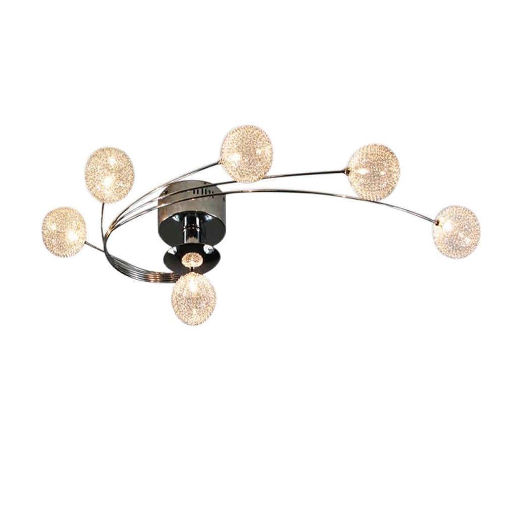 Moderní hliníkový obývací pokoj Stropní lampa Jídelna Stropní světlo Ložnice Ložnice studovna Phoenix-sledoval stropní světlo