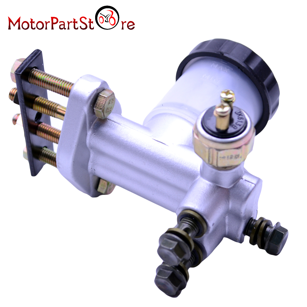Hydraulic Brake Master Cylinder for 150CC 200CC 250CC KangDi KinRoad Carter SunL JCL * 138mm 21t variator kit 172mm helix 250cc kinroad dune hammerhead piaggio roketa dazon carter jcl atv buggy scooter parts