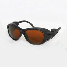 Nd:YAG 532&1064nm laser safety glasses with cloth and bag