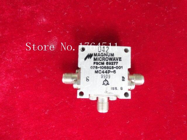 [BELLA] The United States Imported MAGNUM MC44P-6 RF RF Coaxial Double Balanced Mixer SMA