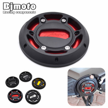 Bjmoto Free shipping CNC Motorcycle Engine Stator Cover Protective For Yamaha T MAX 530 2012-2016 TMAX 500 2008 2009 2010 2011 motorcycle parts left side billet engine stator cover for honda cbr1000rr 2008 2009 2010 2011 2012 2013 chrome