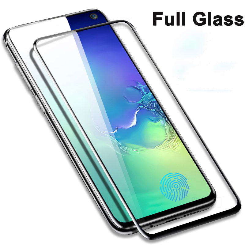 Screen-Protector Tempered-Glass Xiaomi 2-Note 6x For Mi-9/8-lite/Se Play Full-Cover-Film