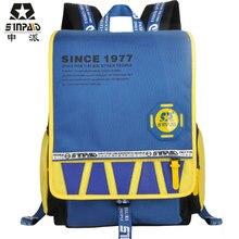 Sinpaid 2017 новые модные Водонепроницаемый 15.6 дюймов ноутбук рюкзак для отдыха Sacs d'école мужские для подростков черный/серый/синий-45