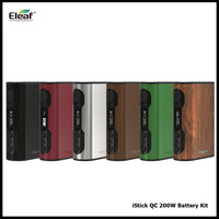 Original Eleaf IStick QC 200W 5000mah Built In Battery Mod Only Fit With Melo 300 Atomizer