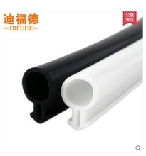 10m O- type door and window rubber seal strip sealing soundproof wind waterproof silicone insulation