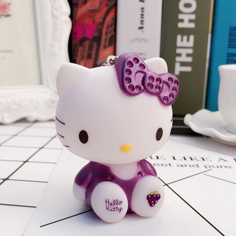 Nice Hello Kitty Car Key Chain
