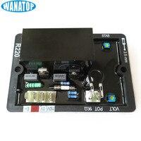 Nova AVR Leroy Somer R220 R220 Reguladores Automáticos de Tensão