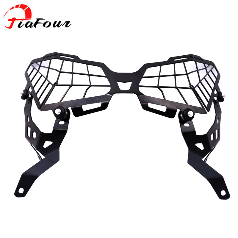 grille headlight protector guard For YAMAHA tracer 900 MT-09 Tracer FJ-09 2016-2017 motorcycle accessorie lense cover for yamaha fj 09 mt 09 tracer 2015 2016 motorcycle accessories radiator grille guard cover protector fuel tank protection net
