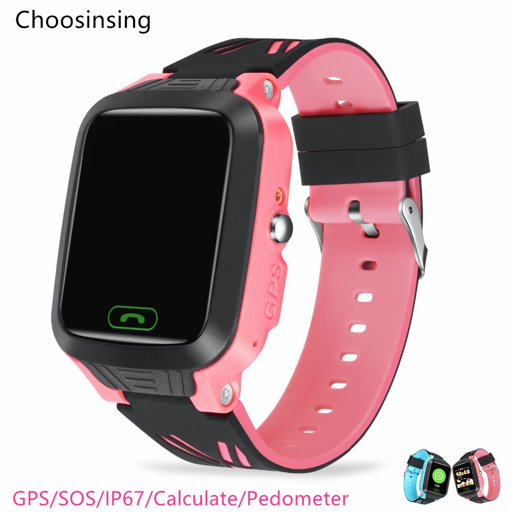 Smart Children\`s Watches GPS IOS Android SOS Relogio Inteligente Girl Fitness Bracelet Baby Kids Connect Educational Smartwatch (3)