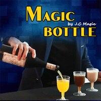 New Arrivals Electric Magic Bottle by J.C Magic Stage Magic Tricks,Gimmick,Illusion,Liquid Magia,Bottle Vanishing,Toys,Joke