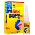 Аллергический Ринит Носаль Спрей Природных Китайской Медицины Лечения Синусит Заложенность носа, Зуд в Носу Назальный Спрей 20 МЛ