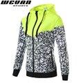 Primavera Otoño nueva chaqueta con capucha de la chaqueta de Las Mujeres Mujeres Moda Casual Delgada Windbreaker Zipper Abrigos Envío Libre