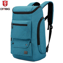 DTBG Computer Backpacks 15 15.6 inch Backpack Men Women Waterproof Anti-theft Laptop Bag Nylon Large Capacity School Travel Bags
