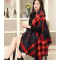 Top quality Winter Scarf Plaid Scarf Designer Women Imitation cashmere Basic Shawls Women's Scarves hot sale Scarf 19