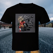 7a98f13fb8a Men Round Neck T Shirts Colin Kaepernick Rosa Sports Football Man Fashion  Cotton Tops Black Size