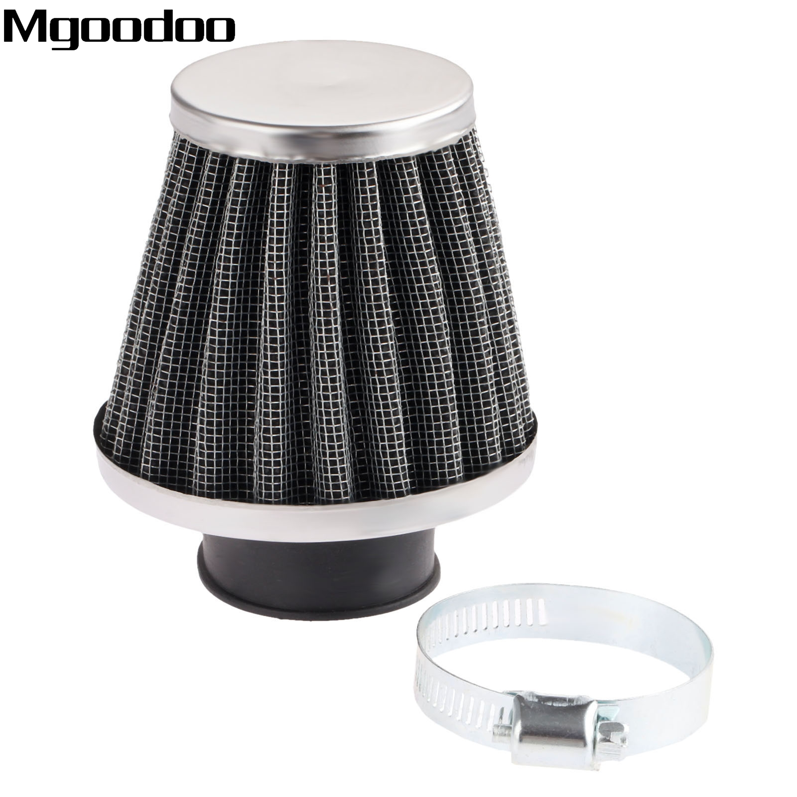 AIR-FILTER Dirt-Bike Kawasaki Double-Layer Scooter Steel Yamaha Honda ATV 35mm for Pods