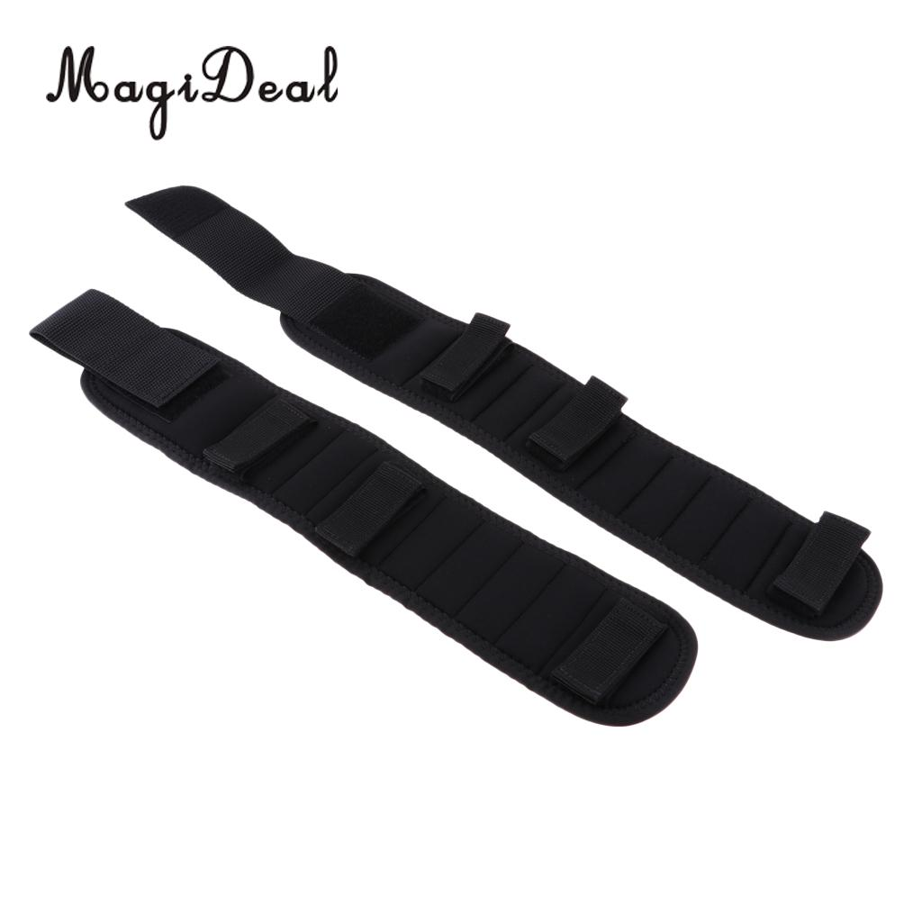 Universal 40cm Shoulder Strap Pads For Scuba Diving BCD Backplate Harness Belt And Backpack Rucksack Replacement Shoulder Bags