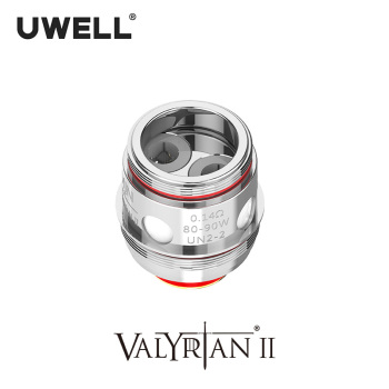 UWELL Valyrian II tank Coil 2 Pcs/Pack Replacement Coil UN2 Single/Dual/Triple Meshed Coil E-cigarette Core 1