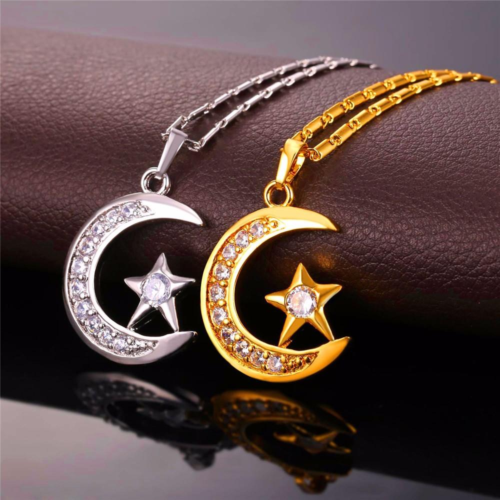 Bijoux islamique Allah Colliers et PendentifsFlowe P2341-1 IMG 1353 ... 81a134953569