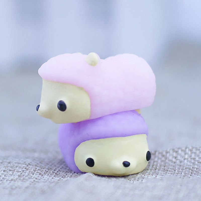 Cute Seal Squishy Antistress Ball Mini Squeeze Squishy Heals Cute Kawaii Squeeze Stretchy Animal Healing Stress Relief Toys